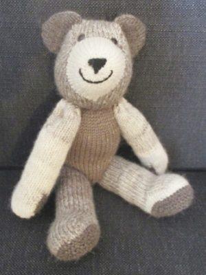 Teddybär Adriano